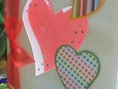 Ku-Ku CARD Clear Heart (Corazon Transparente)