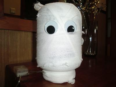 Lámpara decorativa especial Halloween - Halloween Special decorative lamp