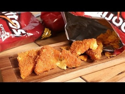 Make Cheese-Stuffed Doritos Loaded At Home! | Eat the Trend