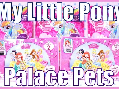 My Little Pony & Palace Pets