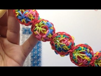 *NEW* Funfetti Bracelet Tutorial on the Rainbow Loom!
