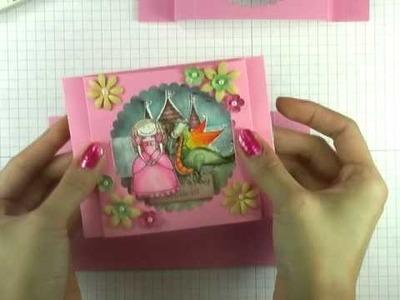 Peek-A-Boo Card Tutorial