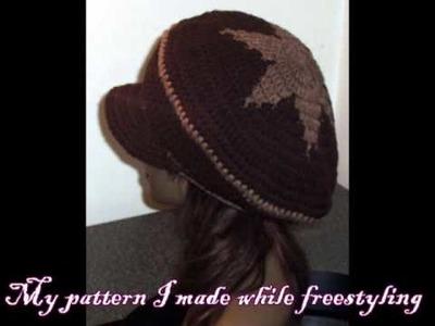 Pinky's Crochet Hats