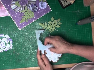 Pleated Centre with Spellbinders (card-making-magic.com)