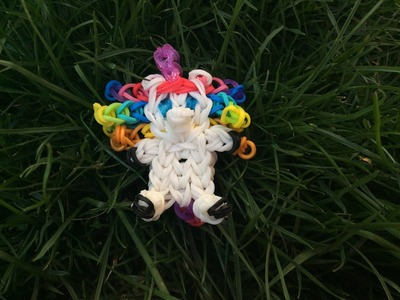 Rainbow Loom Inside Out Rainbow Unicorn | Disney~Pixar
