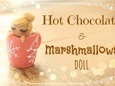 ❆ Symbols of Xmas Series ▪ Hot Chocolate & Marshmallows