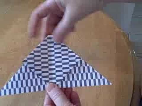 Tea Bag folding demonstration