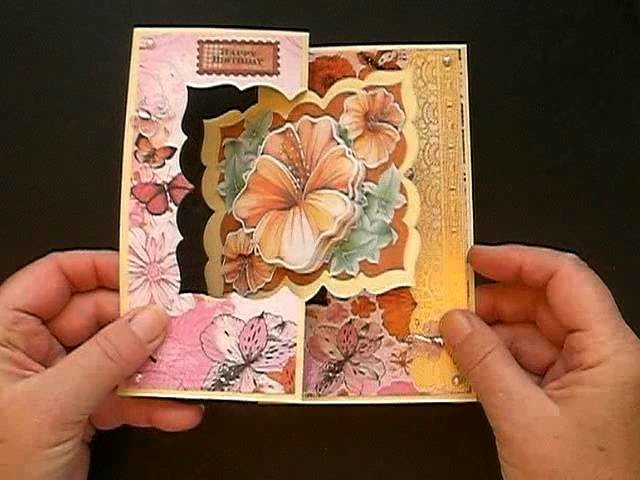 4 Flip Syle Cards