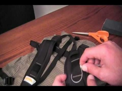 Add an Ultralight D-Ring to Your Pack