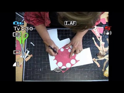 Art Doll Banner with Julie Nutting on Live with Prima