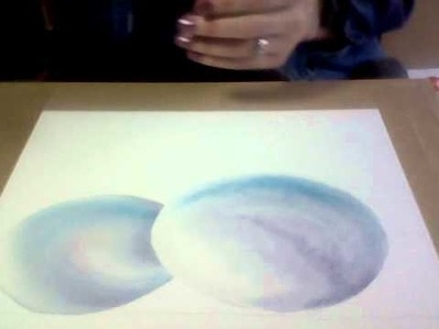 Basic Watercolor Techniques - How to Paint an Egg