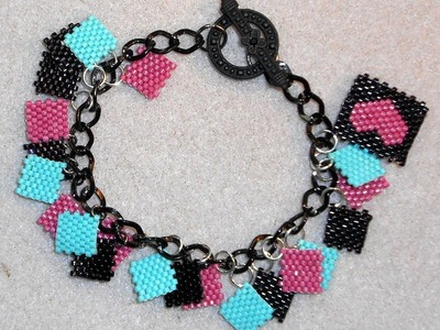Beaded Confetti Bracelet