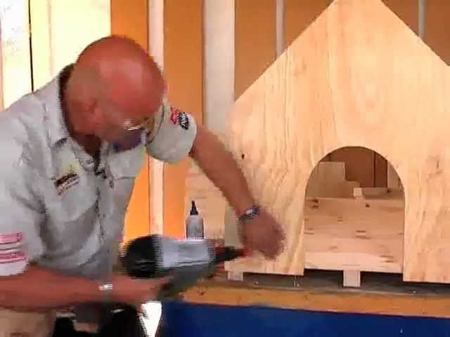 DIY Build Your Own Dog House
