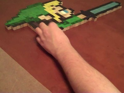 DIY Project: 8bit Link Creation