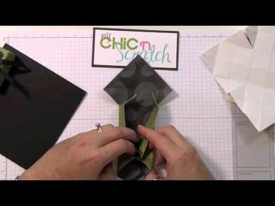 Halloween Origami Box