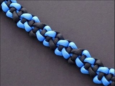 How to Make a Lux Bar (Paracord) Bracelet by TIAT