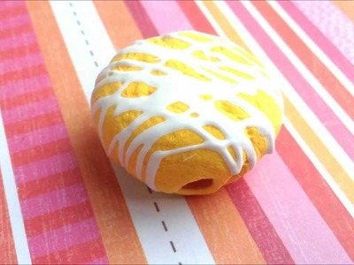 ❤How To Make A Squeeze Toy [Simple] • Cream.Creme Filled Pastry❤
