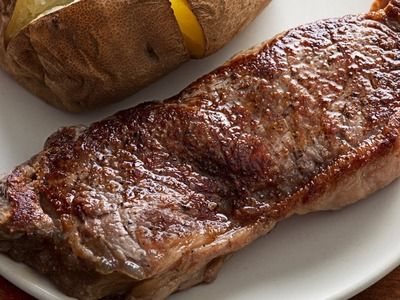How to Make an Easy Pan-Seared Steak - The Easiest Way