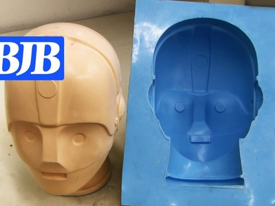 How to: Silicone Mold & casting Flexible Foam