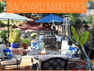 Interior Decorating - Backyard Ideas.  from Drab to FAB!