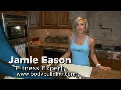Jamie Eason's Chocolate Protein Bars - Bodybuilding.com