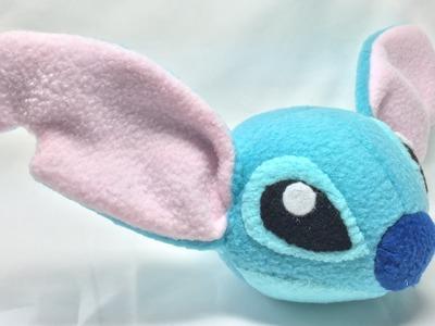[Lilo & Stitch] Stitch Head Plushie Tutorial