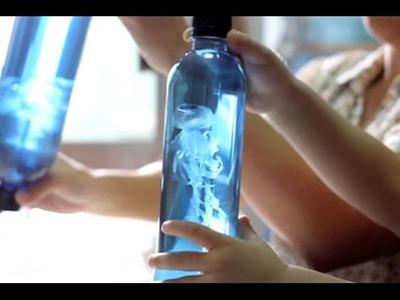 MAN VS DIY: Plastic Bag Jelly Fish
