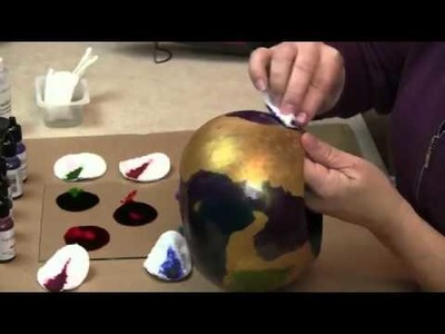Marbled Color With Mary Gehley