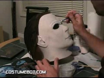 Michael Myers Costume - Part 1 - The Mask