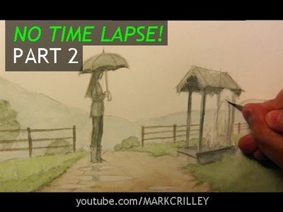 No Time Lapse!! [Narrated Illustration, Part 2]