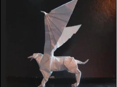 Origami Hippogriff  Tutorial