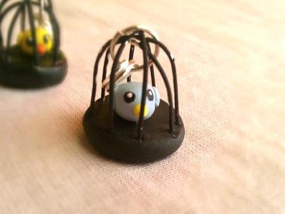 Polymer Clay Birdcage Turtorial