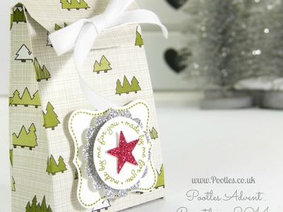Pootles Advent Countdown Adorable Baby & Christmas Bag Tutorial