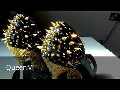 QueenM Custom made high heels !Pumps !