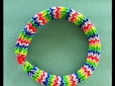 Rainbow Loom Hexafish Tutorial