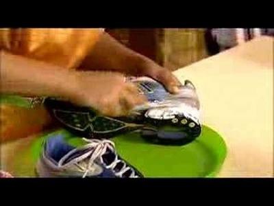 Raven-Symone's Sneaker Clean Up