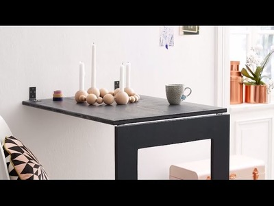 Step by Step Guide: Folding Table