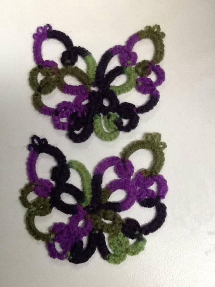 Tat Tantastic - Butterfly Earrings