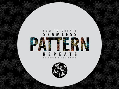 Tutorial: How to Make Seamless Pattern Repeats in Adobe Illustrator