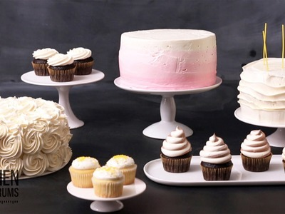 5 Amazingly Simple Cake Decorating Ideas  - Kitchen Conundrums with Thomas Josheph