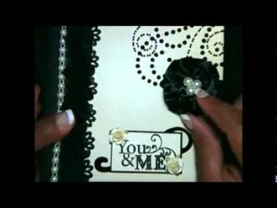6x6 Wedding Mini Album
