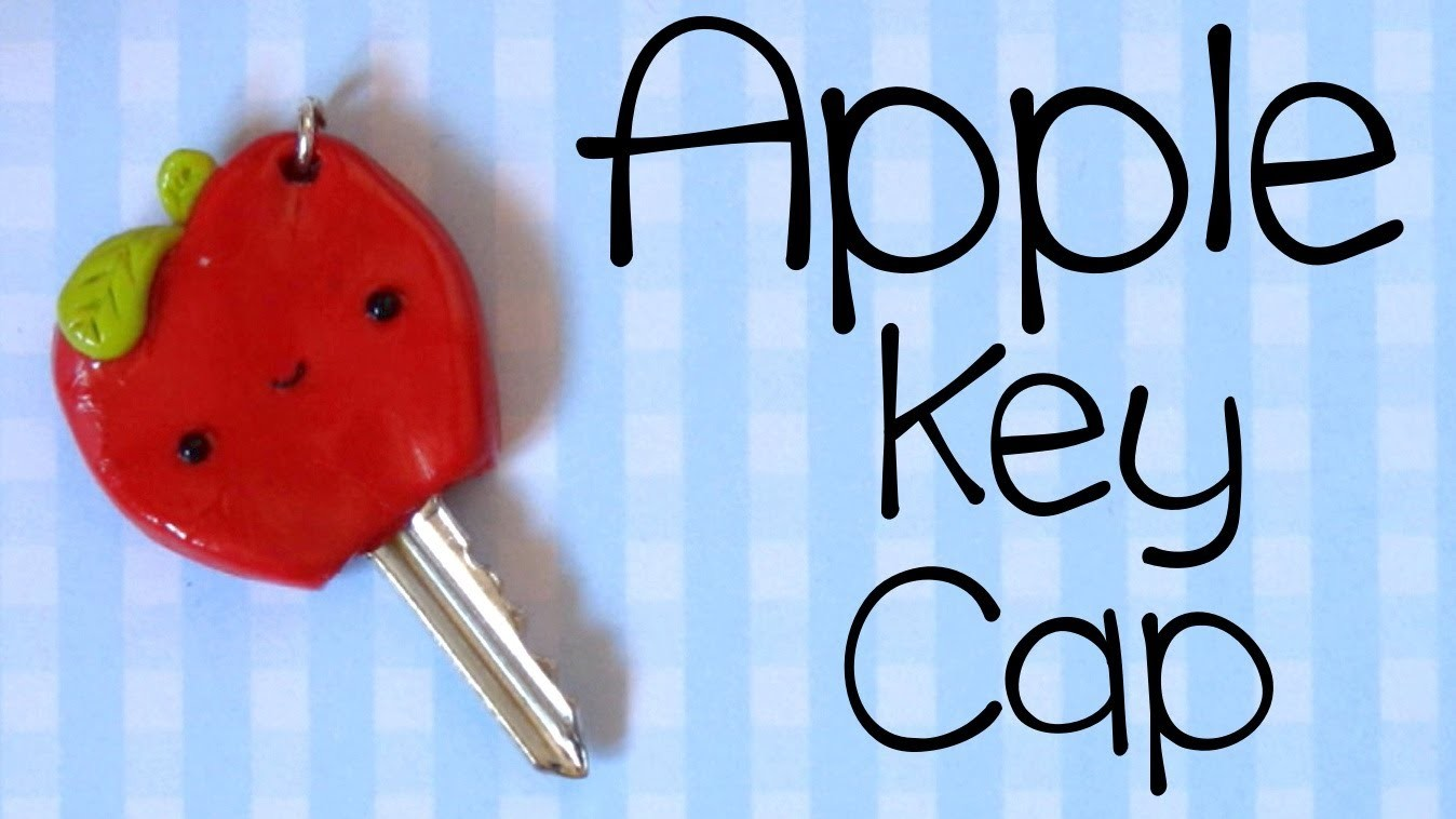 Apple Key Cap: Back To School Collab Tutorial.