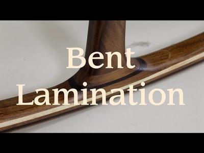 Bent Lamination