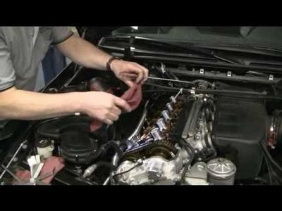 BMW M3 Valve Adjustment (Part 2) E46, MZ3, MZ4 with S54 engines
