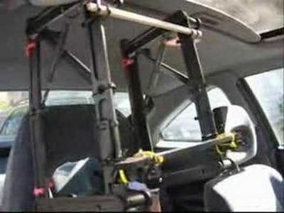 Car Camera Stabilizer -- DIY