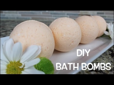 DIY Bath Bomb | Bath & Body Series | MariaAntoinette TV