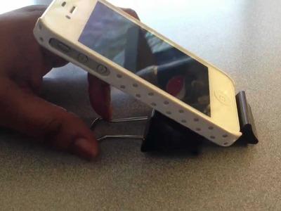 DIY:Phone Stand!