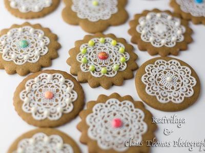 Gingerbread cookies - Biscuits d'épices - Galletas de jengibre