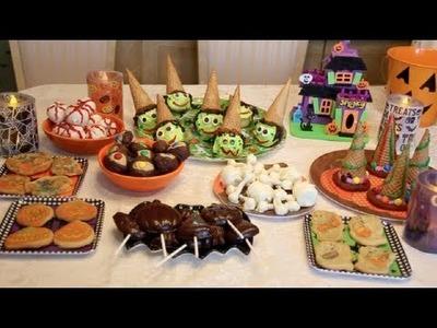 Halloween Treats Part 1