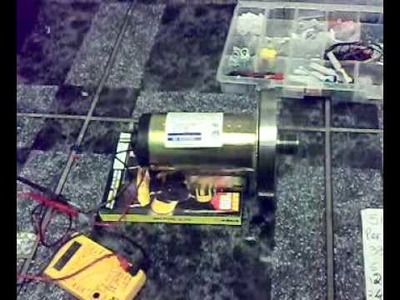 Home made wind turbine.generator.motor
